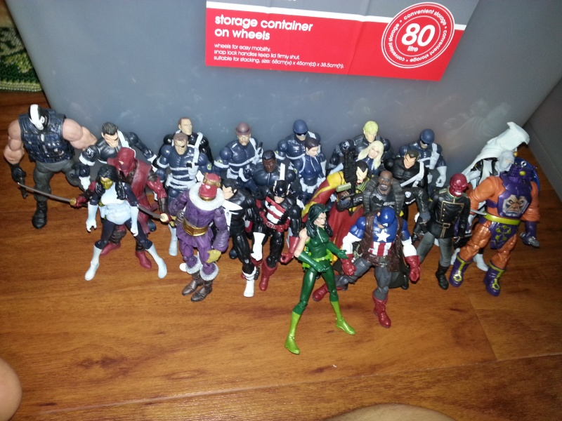 My Marvel Collection + DCUC + MOTUC  NEW !(last page). 20130412