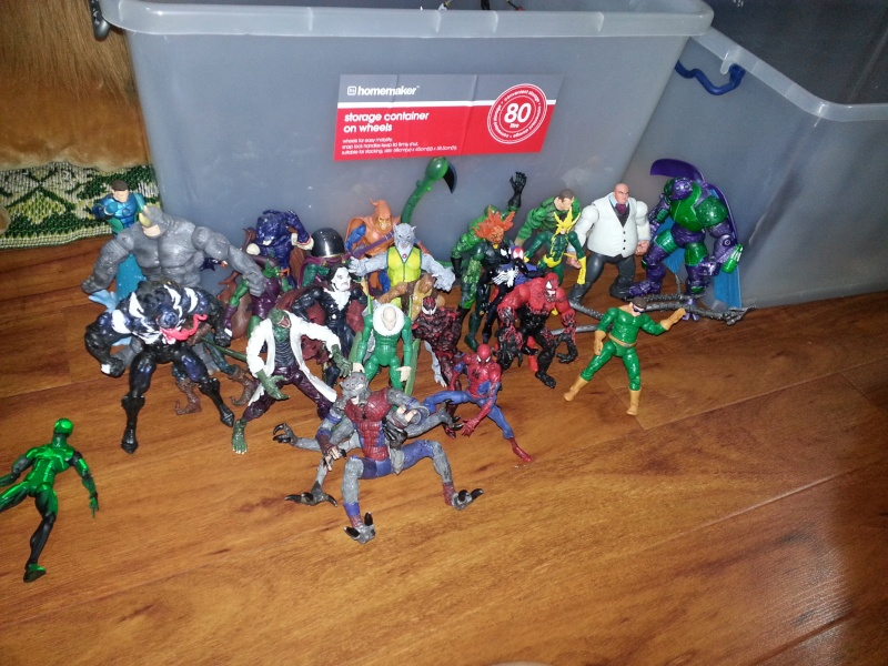 My Marvel Collection + DCUC + MOTUC  NEW !(last page). - Page 2 20130413