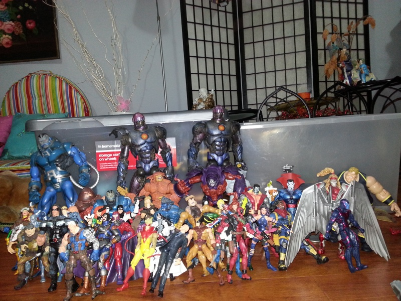 My Marvel Collection + DCUC + MOTUC  NEW !(last page). - Page 2 20130415