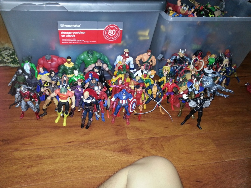 My Marvel Collection + DCUC + MOTUC  NEW !(last page). - Page 2 20130416