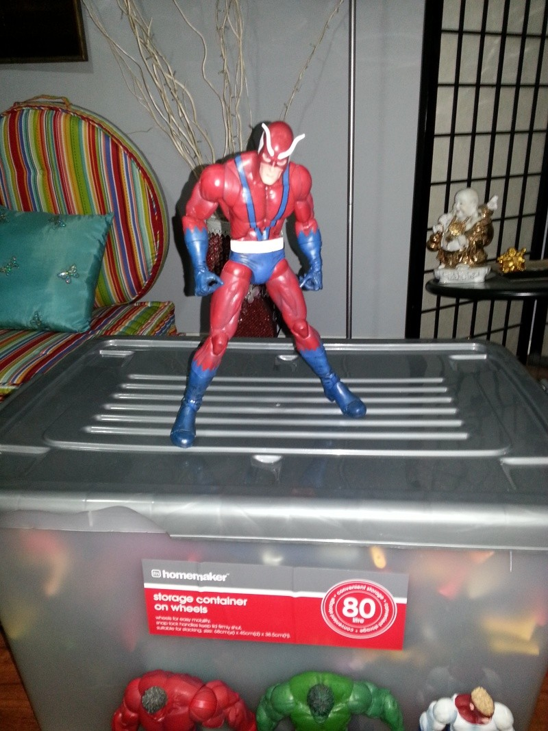 My Marvel Collection + DCUC + MOTUC  NEW !(last page). - Page 2 20130418