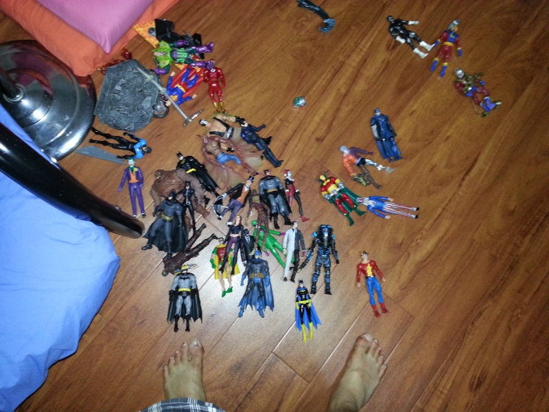 My Marvel Collection + DCUC + MOTUC  NEW !(last page). - Page 2 20130422