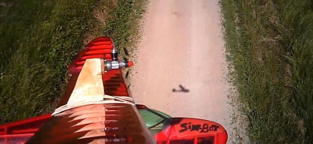 Sin-Bot Flys !!!  Again...Sort Of.... 2_22