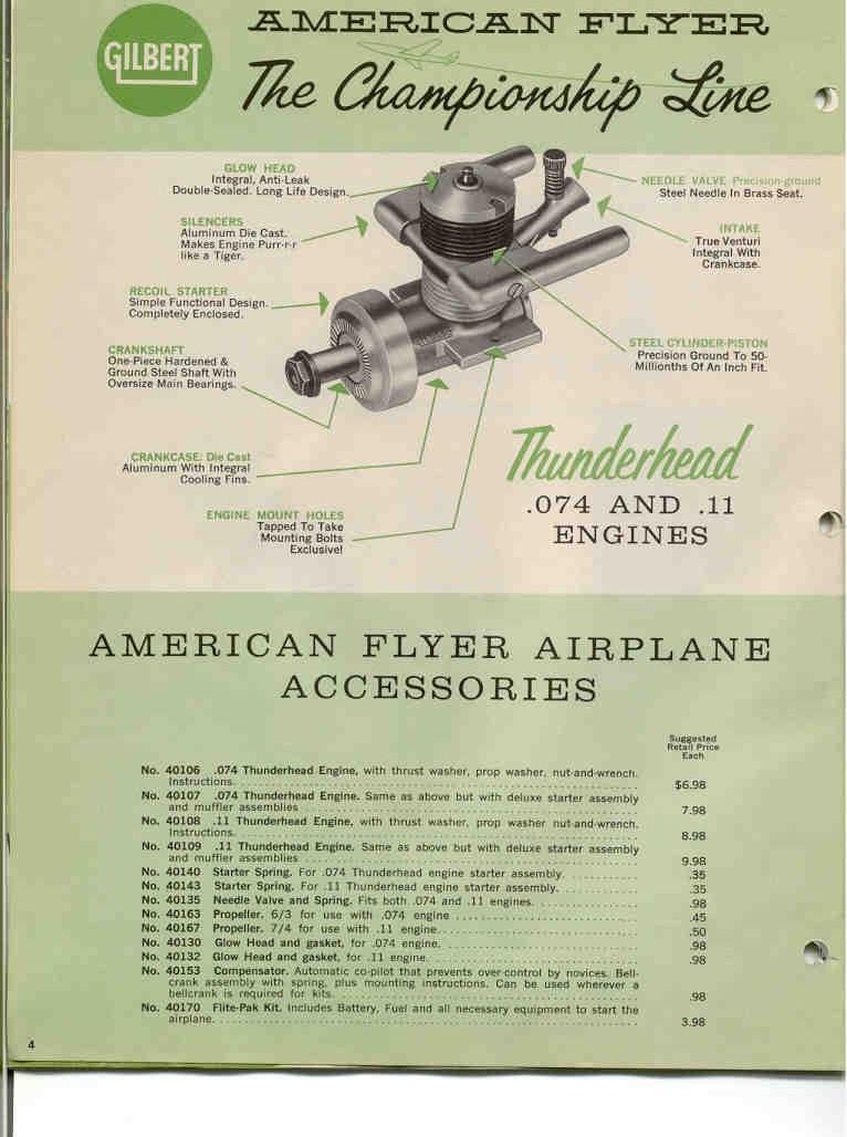 american flyer thunderhead .11 62gilb11