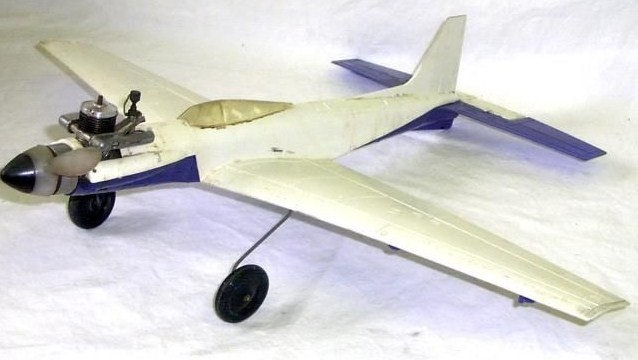 american flyer thunderhead .11 Coxame10