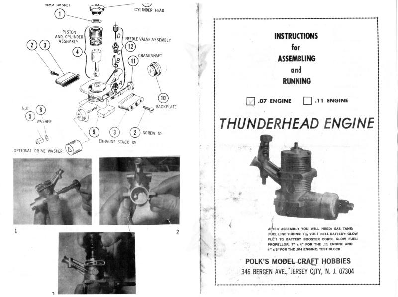american flyer thunderhead .11 Thndrh12