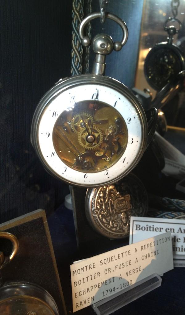Musée de l'horlogerie de Morteau 1310