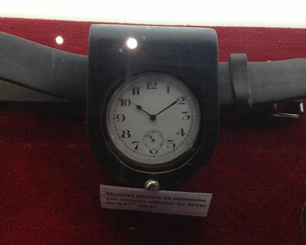Musée de l'horlogerie de Morteau 1710
