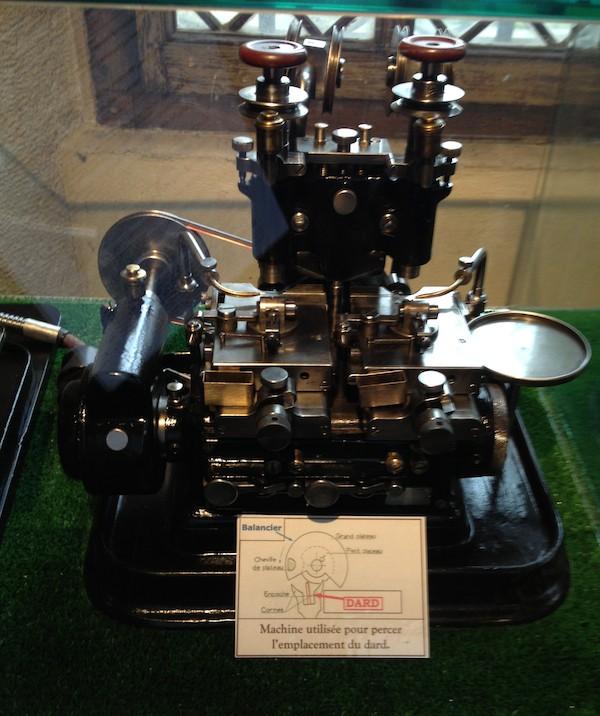 Musée de l'horlogerie de Morteau 411