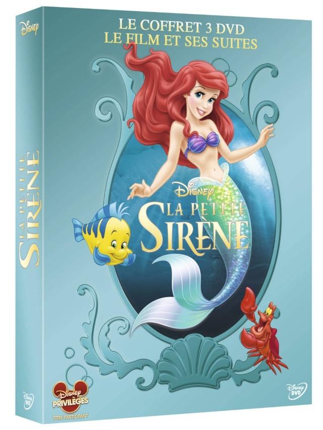 [DVD & Blu-Ray Disc] La petite sirène (Octobre 2013) 81giel10