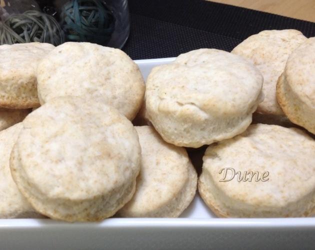 Biscuits à la poudre à pâte  7ccf7f10