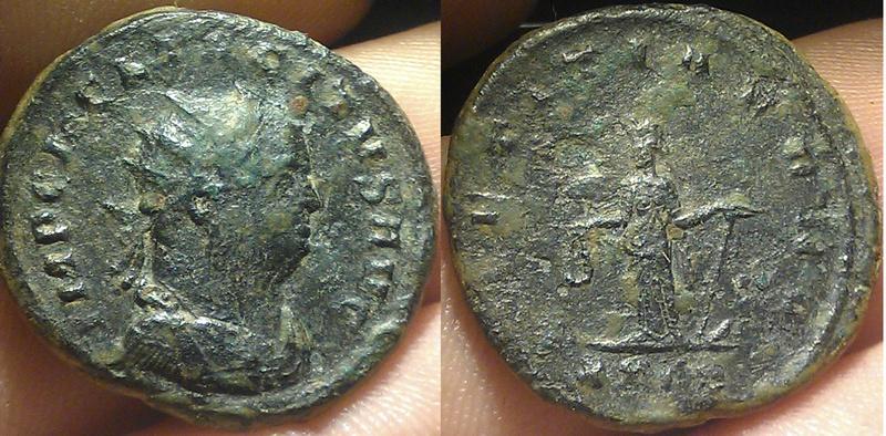 carus - Tacite, Florien, Carus, Numérien, Carin Taci_b10