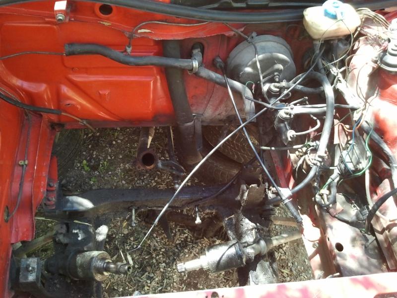 Début de la restauration de mon cab. 2013-011