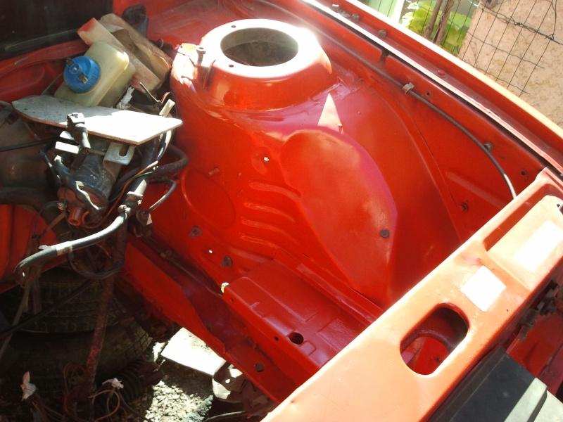 Début de la restauration de mon cab. 2013-012