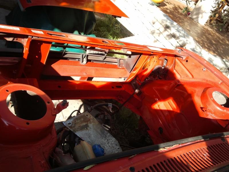 Début de la restauration de mon cab. 2013-013