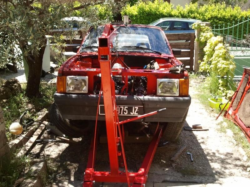 Début de la restauration de mon cab. 2013-016