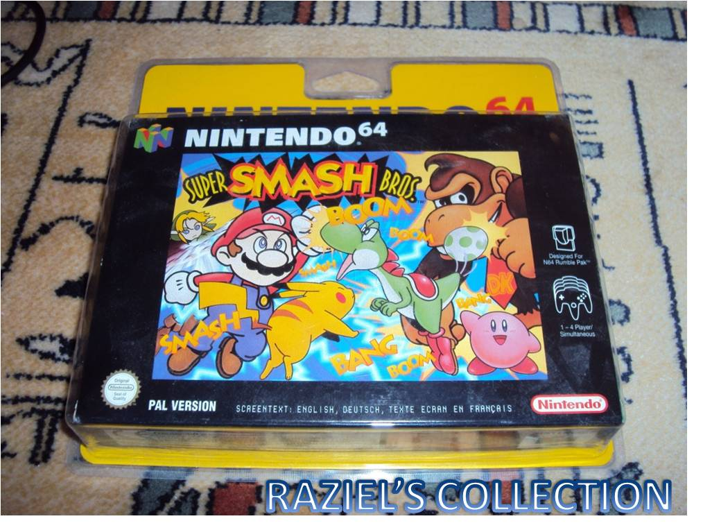 Ma Petite Collec N64 (Blisters) Smash_10