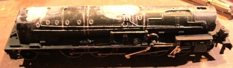 Transformer une 241 P Jouef en 241 C du PLM 6_mast10