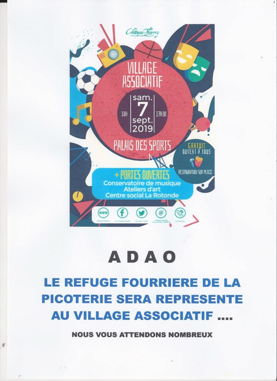 VILLAGE ASSOCIATIF SAMEDI 7 SEPTEMBRE 2019 à CHATEAU THIERRY Scan0016