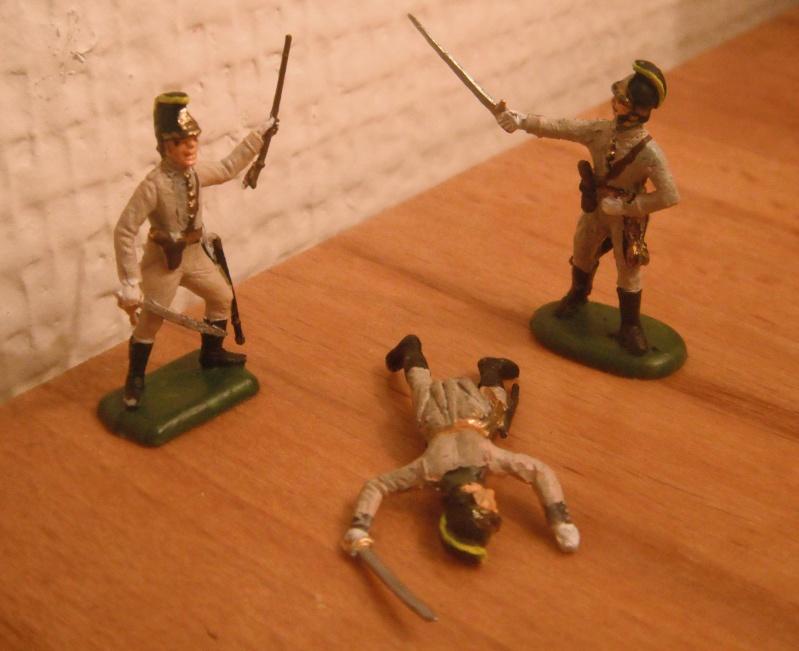 Bataillon autrichien 1809 Dscf3513