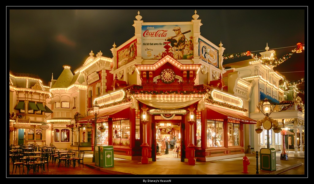 Vos photos nocturnes de Disneyland Paris - Page 2 Dsc06419