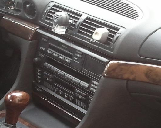 autoradio origine, ne s'allume pas  20130629