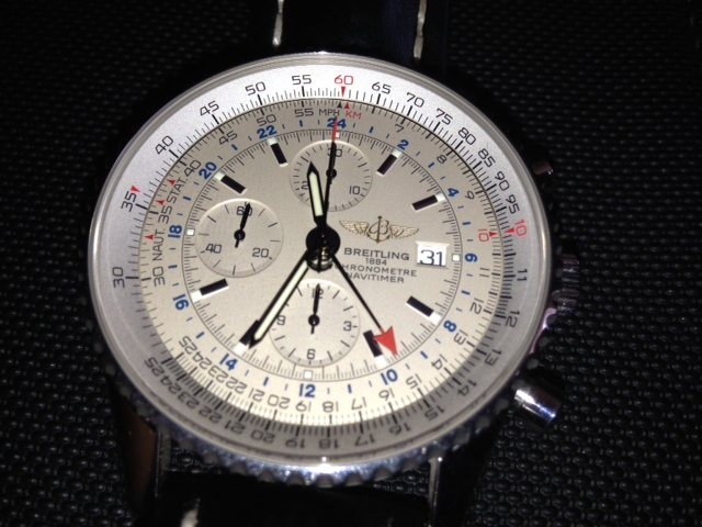 Breitling Navitimer world  Photo10