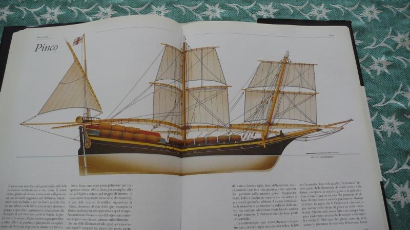 gozzo - modelli dal libro Vele della costa occidentale  ENRICO PILANI - Pagina 6 006_8010