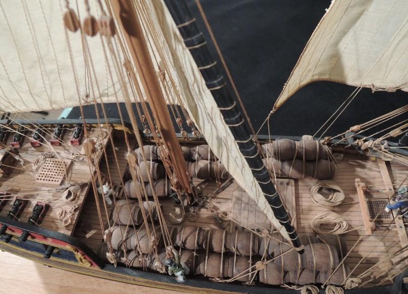 gozzo - modelli dal libro Vele della costa occidentale  ENRICO PILANI - Pagina 6 Dscn9610