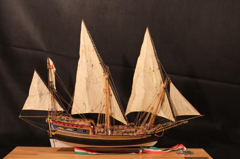 modelli dal libro Vele della costa occidentale  ENRICO PILANI - Pagina 6 Img_0010