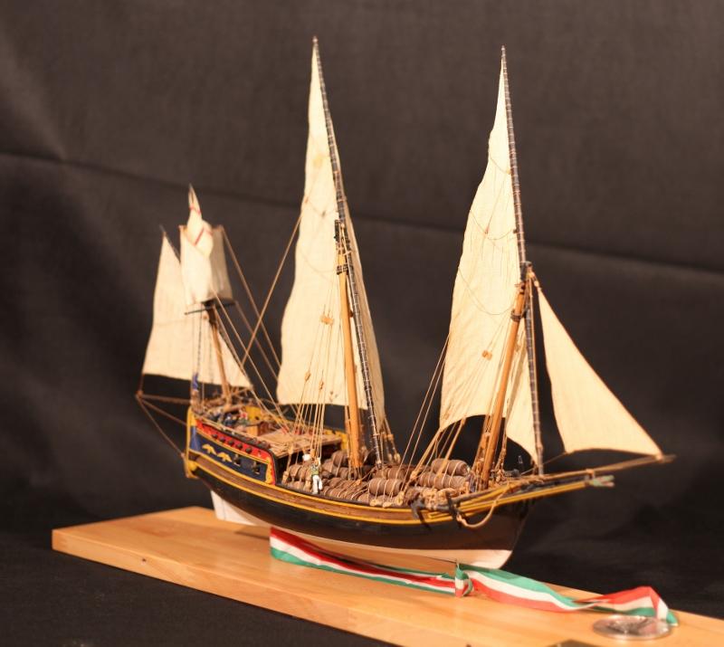 gozzo - modelli dal libro Vele della costa occidentale  ENRICO PILANI - Pagina 6 Img_0011
