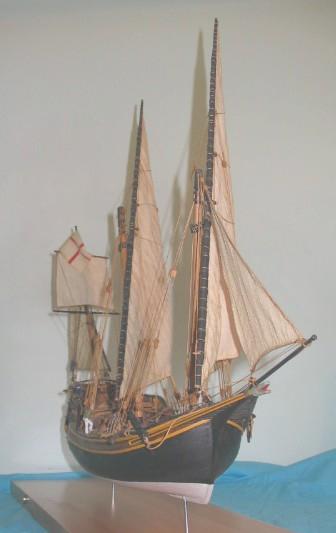 gozzo - modelli dal libro Vele della costa occidentale  ENRICO PILANI - Pagina 6 Pinco_10