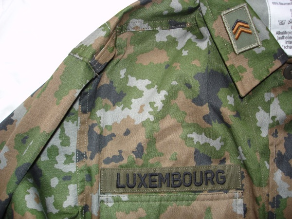 The new Luxembourg ´´ LUX Waldtarndruck ´´ camo Combat Uniform  Lu_wal11