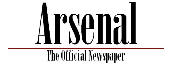 Arsenal | The Official Newspaper Sans_t13