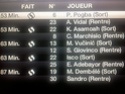 [Match Amical] Juventus - Tottenham 20130101