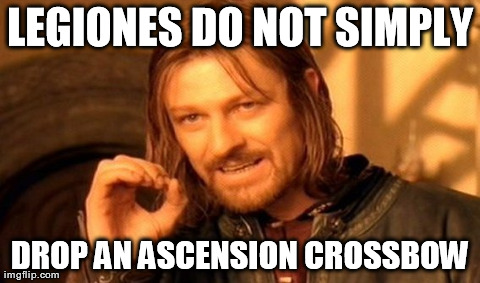 The Order of Ascension update Crossb10