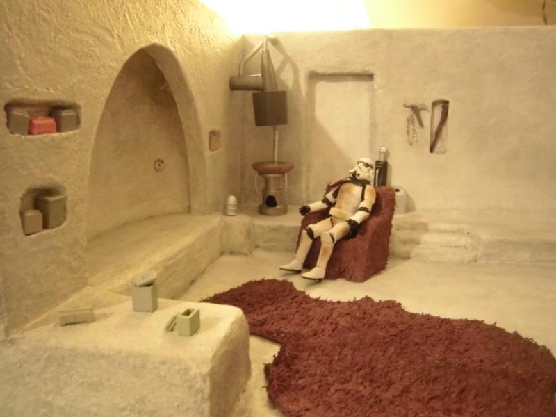 STAR WARS : Ben Kenobi House Cimg2121