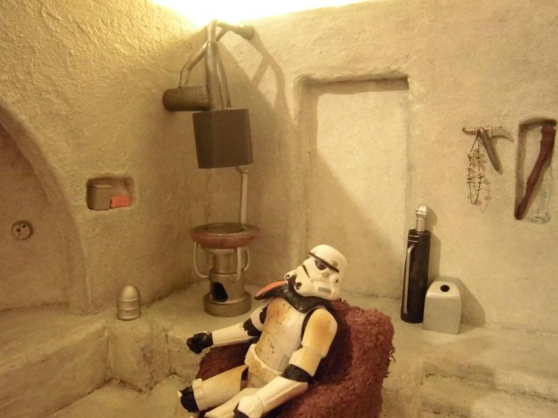 STAR WARS : Ben Kenobi House Cimg2123