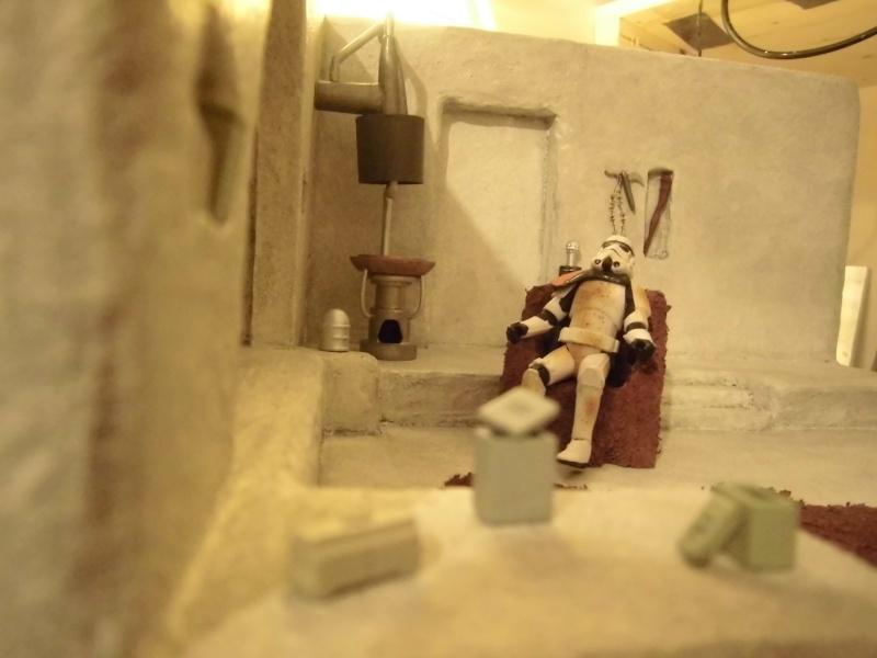 STAR WARS : Ben Kenobi House Cimg2124
