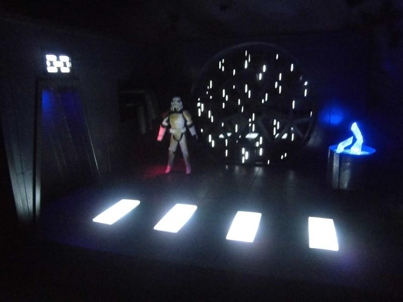 STAR WARS : Bespin Duel Cimg2323