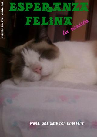 Revista Esperanza Felina. Tercer Número. Page_111