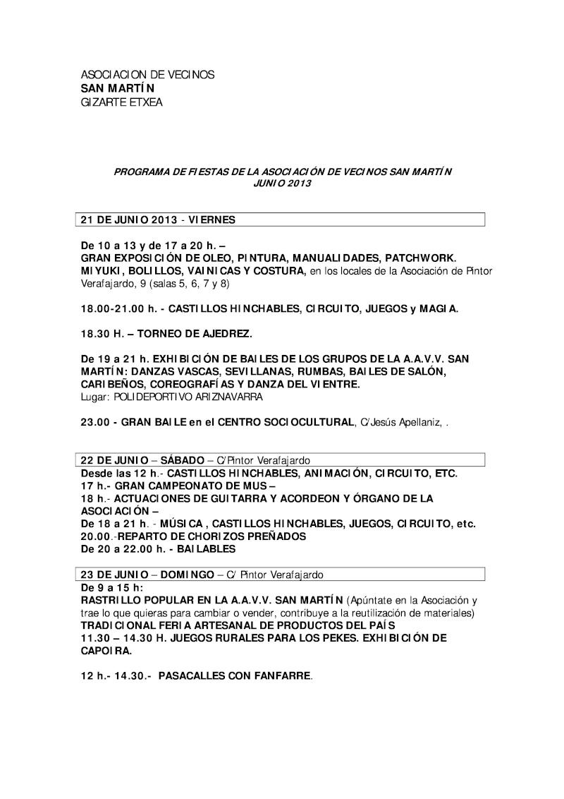 Esperanza Felina en el Mercado del barrio de San Martin domingo 23/06/13 (Vitoria) - Página 2 Progra10