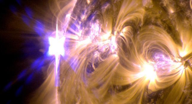 Cuatro llamaradas solares, en casi 24 horas se producen 4 llamaradas intensas clase X 74836510