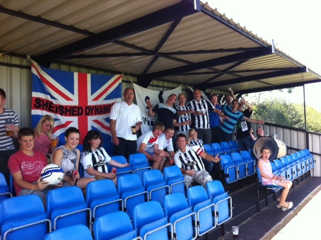 Shepshed BWA Supporters