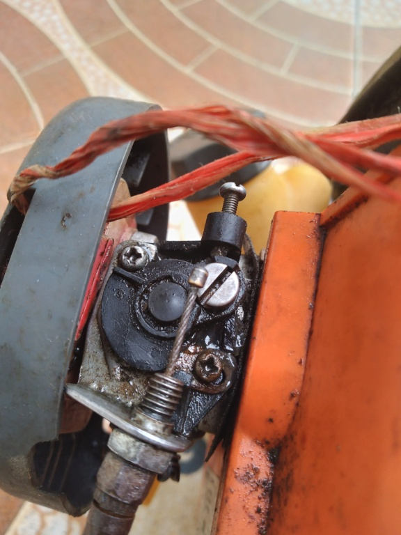 Acceleratore duro Oleomac Sparta 25 Jpeg_210