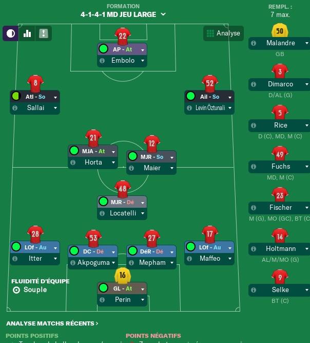 Match 4 ème tour europa (A/R) B0cb5c10