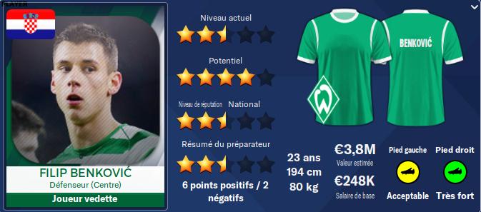 Werder Bremen Benkov10