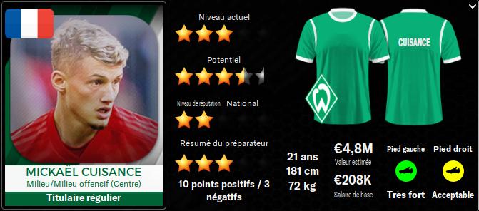 Werder Bremen Cuisan10
