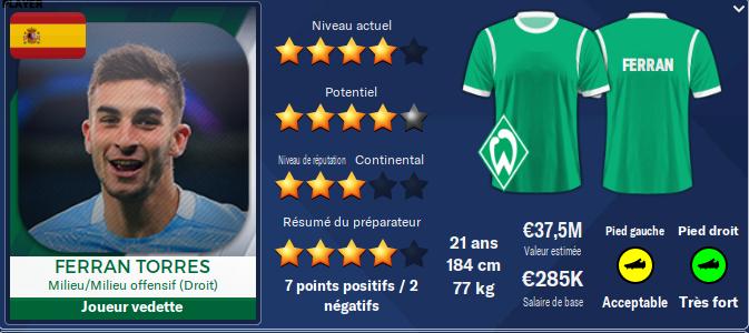 Werder Bremen Ferran10