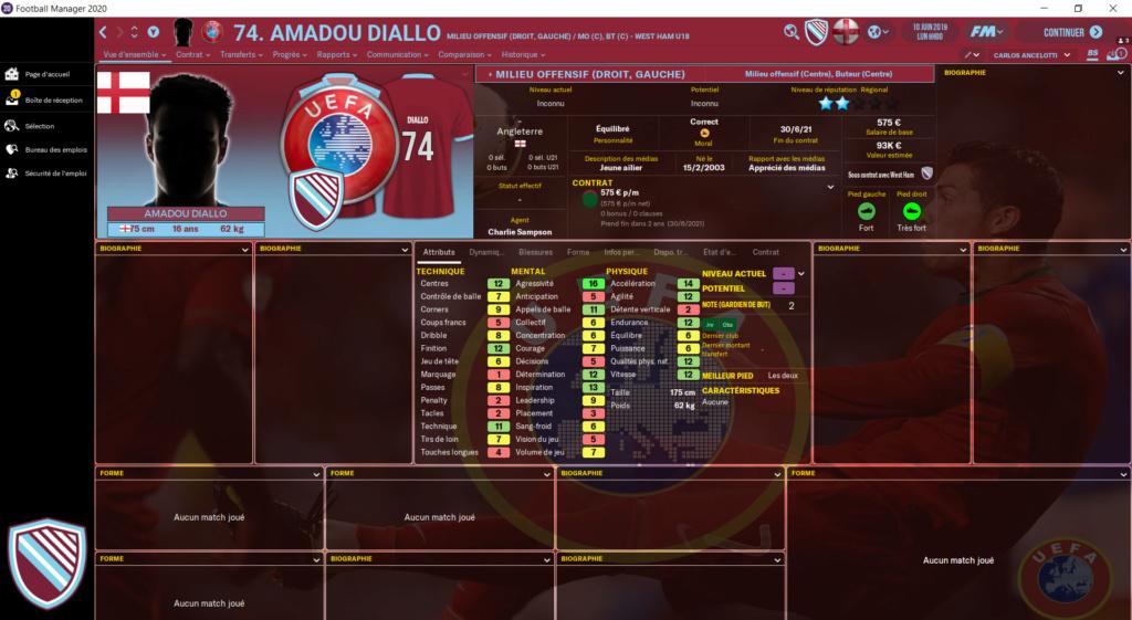 Agence Elflaco Footb152